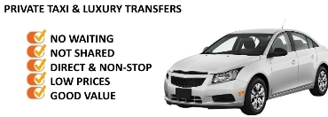Private Taxi Transfers