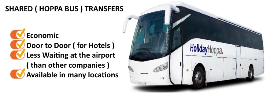 Shared Shuttle Transfers